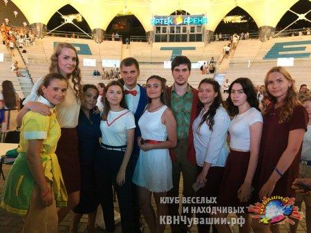 """В Артеке время пролетело""""Пулей""""! Или впечатления Школьных Чемпионов от Международного Фестиваля!"""