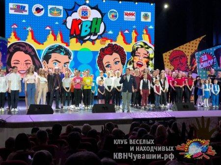"""Школьный Полуфинал или """"Великолепная Семёрка""""!"""