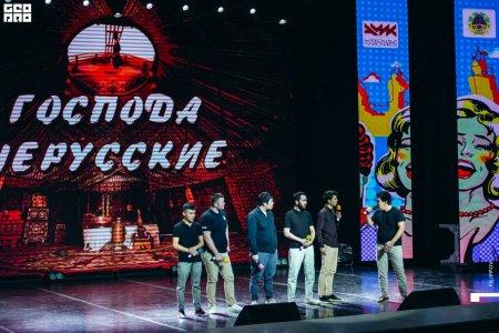 """Полуфинал """"СТОЛИЦЫ"""" - репортаж с игры!"""