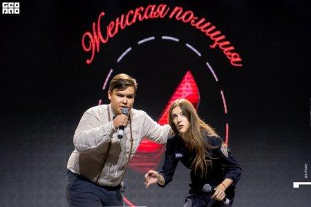 Репортаж. Полуфинал Высшей студенческой лиги в День Рождения КВН!